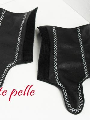 couverture complète de poignées intérieures couture décoratives Alfa Romeo Mito