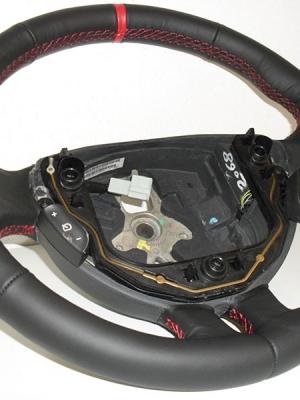 Revêtement du volant de direction Renault Megane RS Sport